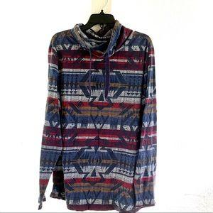 Men's American Rag Tribal Pullover Sweater